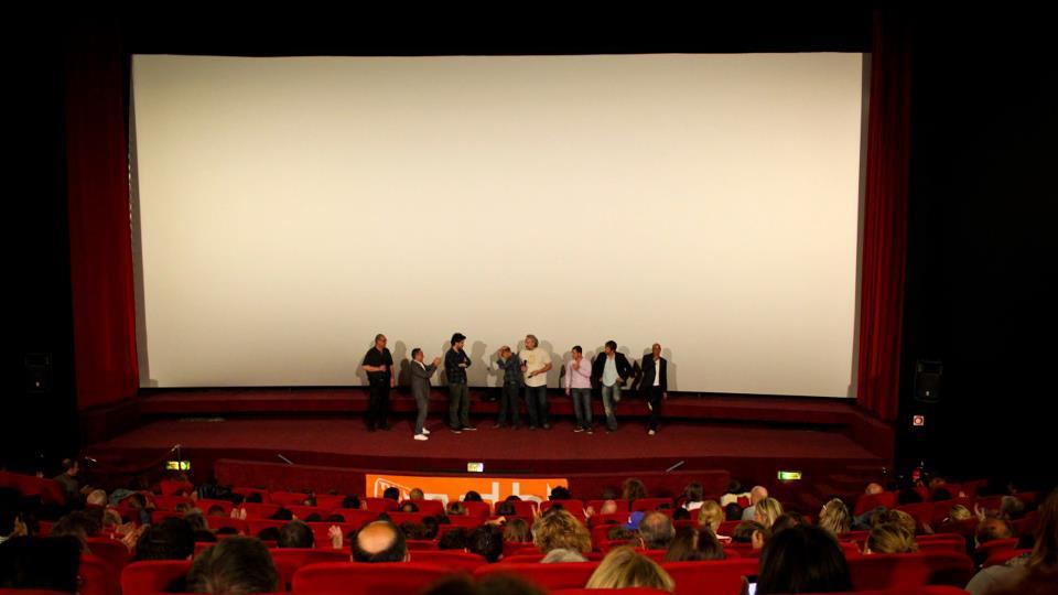 Philippe carrese for Cinema les arcades salon de provence