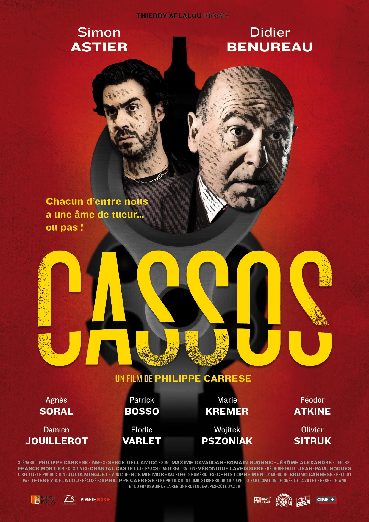 Cassos avant premi re et sortie en salles philippe carrese for Cinema les arcades salon de provence